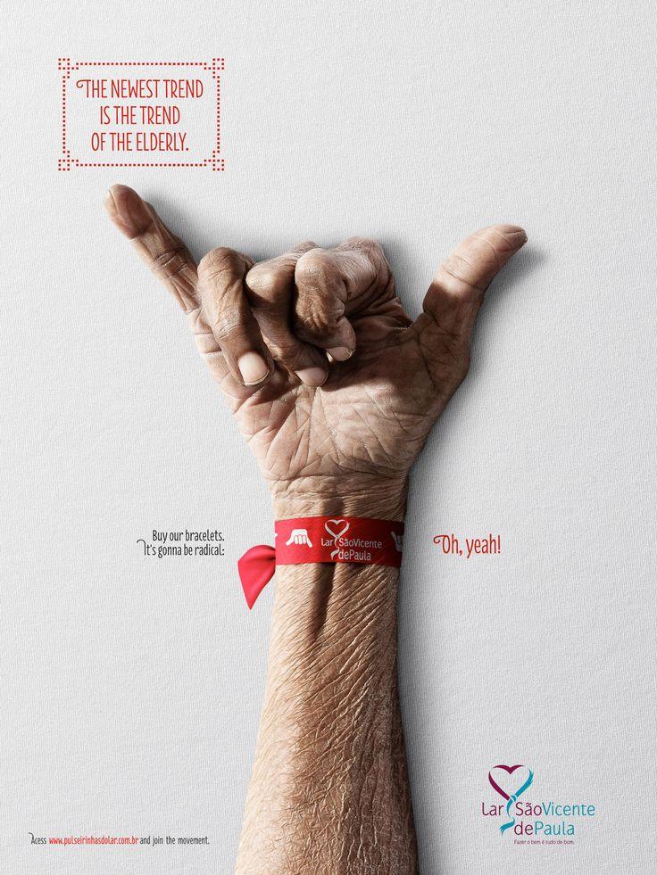 Lar São Vicente de Paula: The newest trend is the trend of elderly, 2