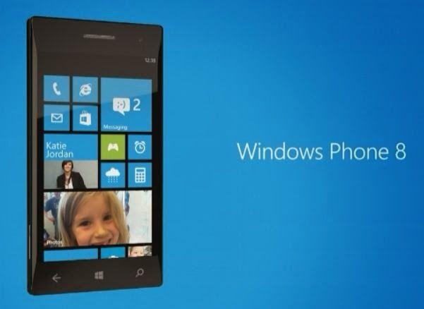 Nikmati Sistem Operasi Windows Phone 8 dari Microsoft