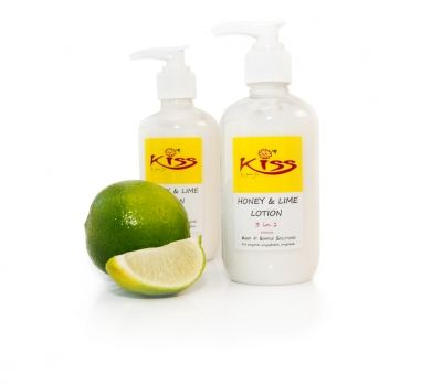 Honey Lime 3 in 1 Lotion 250mls -