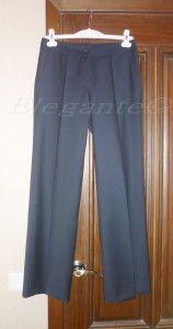 Шьем женские классические брюки