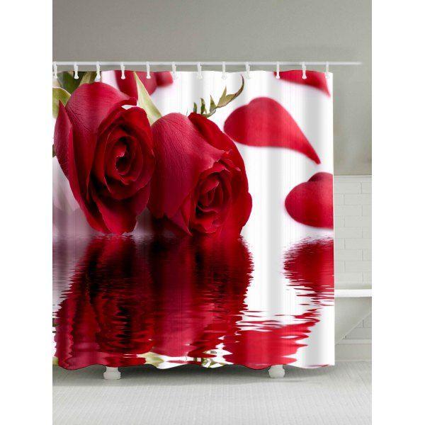 25 best shower curtain art images on Pinterest | Cheap shower ...