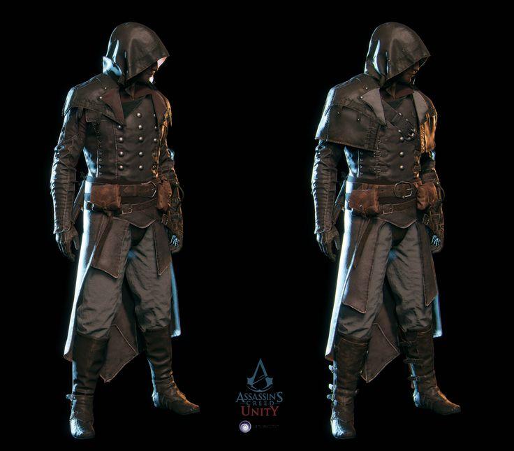 Assassin's Creed Unity - Personagens - Página 4