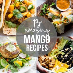 13 Insanely Delicious ways to eat Mangoes in Savoury Dishes