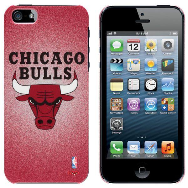 Chicago Bulls Team Logo iPhone 5 Case - Red - $9.99