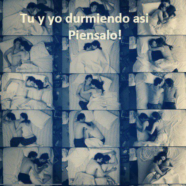 Tu y yo, piensalo