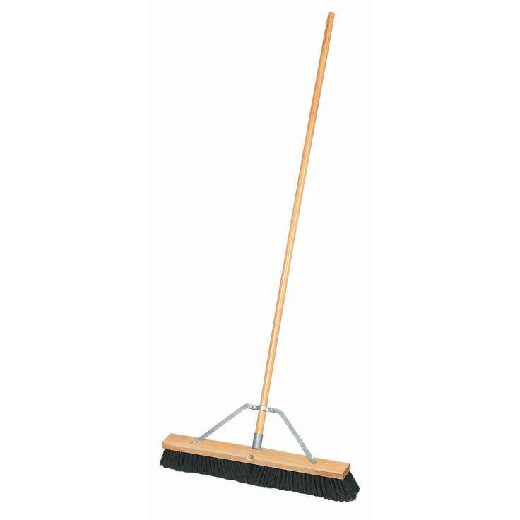 """24"""" Heavy Duty Push Broom"""