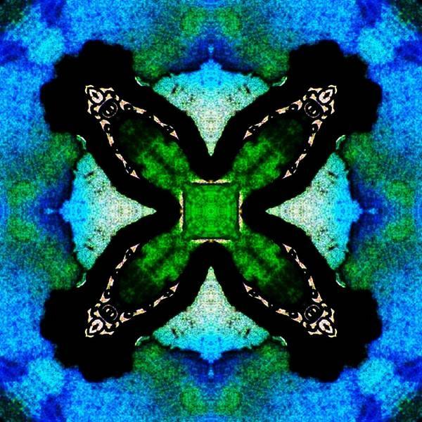 Kaleidoscopic Art work by Lindsay Kokoska