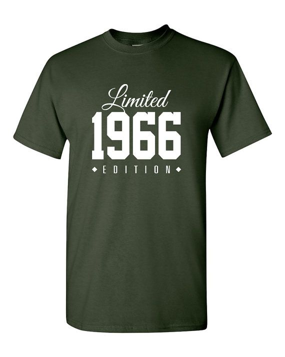 1966 Limited Edition 2015 49th Birthday Party Shirt, 49 years old shirt, limited edition 49 year old, 49th birthday party tee shirt TH-138