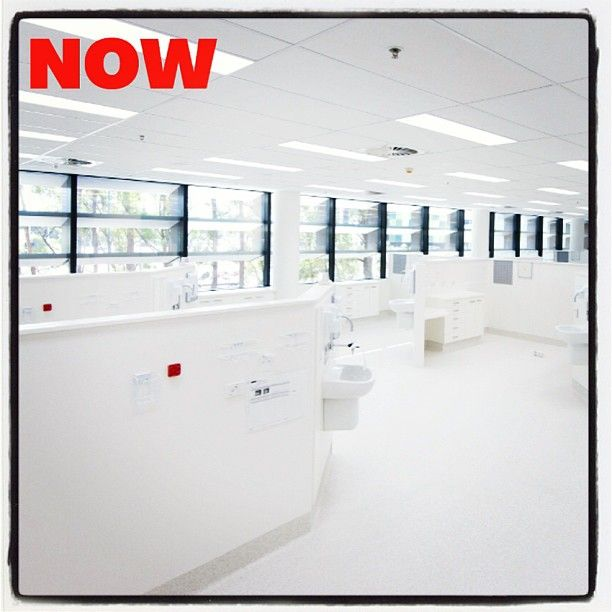 What the future holds for students, staff and patients at the new Griffith Health Centre on the Gold Coast. #newgriffith