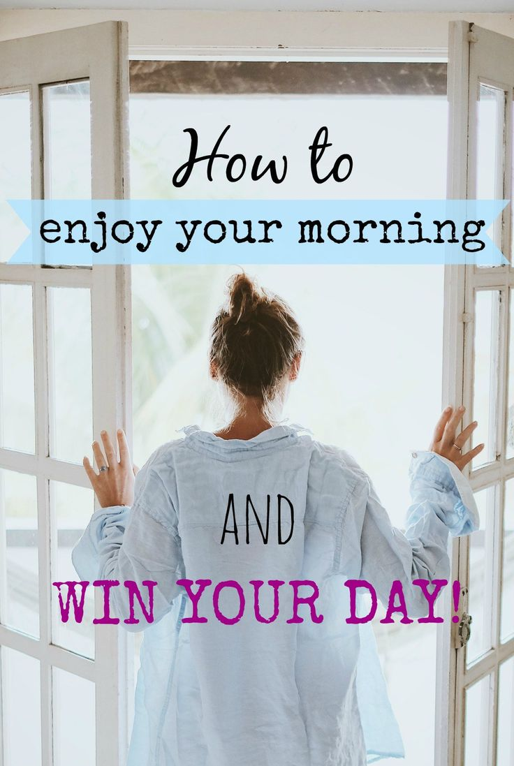 Do you want to have the best day of your life? Here's how you can enjoy your day from the morning to evening and have a meaningful and productive day you love!