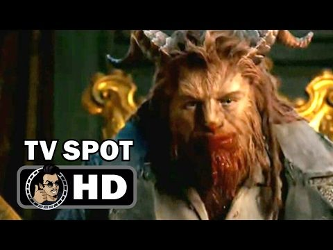 Beauty And The Beast Tv Spot 1 Charm Her Trailer