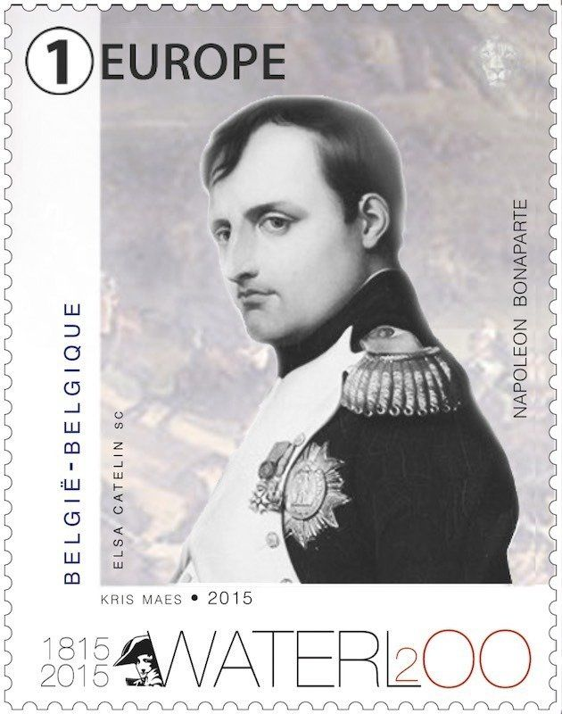 Battle of Waterloo: Napoleon Bonaparte