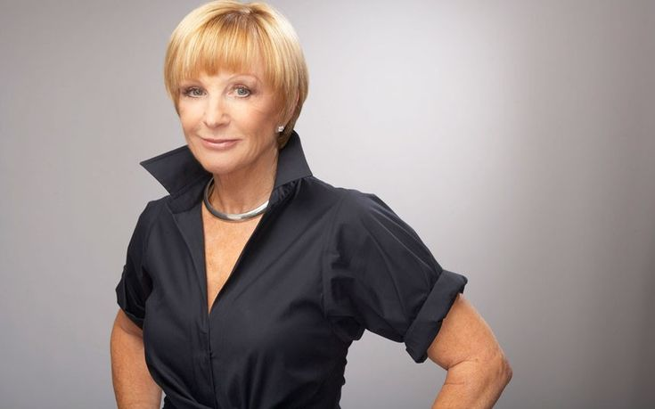 Anne Robinson says we should stop being so embarrassed talking about money. So   Harry Wallop asks her about her spending, her earnings and whether she's   ever stepped inside a Poundland.
