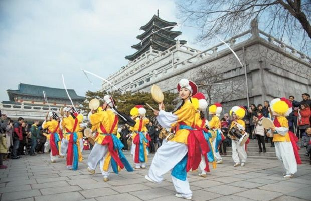 Chinese Lunar New Year in Seoul