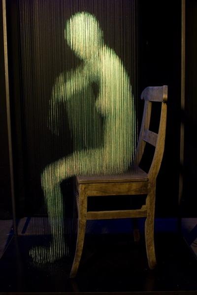"""Alessandro Lupi, """"Light"""" installation"""