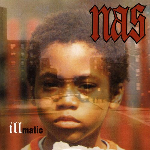 NAS - Illmatic Best Album Covers, Art | Greatest of All Time| #albumCover #musicisart