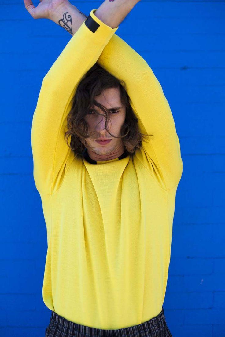 Cover photo: Łukasz Jasiukowicz / Luke Jascz Style: Mateusz Opaciński / Opamatthew Model: Ale Chad Watterson/ Boom Models Agency Milano