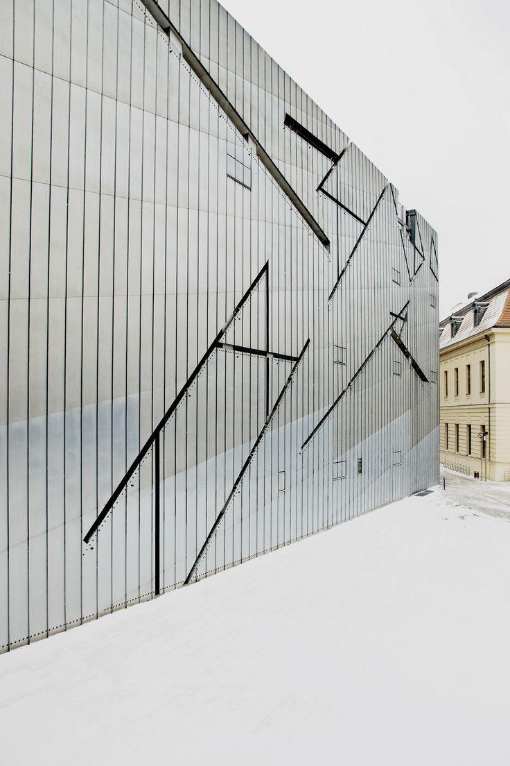 Jewish Museum, Berlin. Photo byMatthias Heiderich