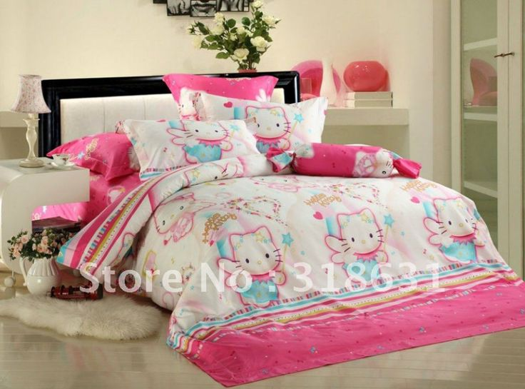 Bedroom, Hello Kitty Bedroom Decor In Firmones Documents: Some Good Ideas  Of Hello Kitty Part 83