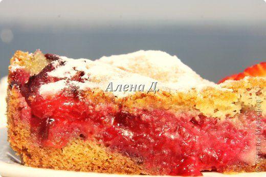 Кулинария Мастер-класс Рецепт кулинарный Вкуснейший-нежнейший американский сливовый пирог Овощи фрукты ягоды фото 1