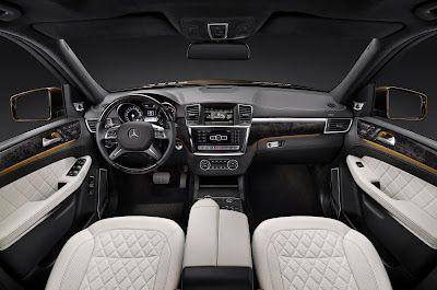 New Mercedes GL #mercedes #SUV