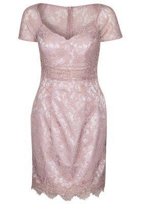 Edles Spitzenkleid für eine feminine Silhouette. Laona Cocktailkleid / festliches Kleid - pearl für 159,95 € (17.01.15) versandkostenfrei bei Zalando bestellen.