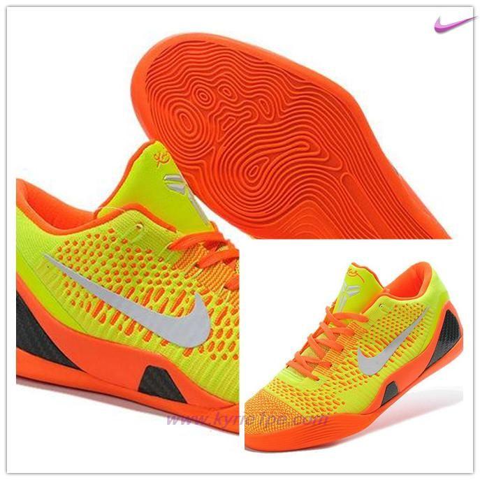 "acquista scarpe ""Jackson"" 639045-605 Arancione NIKE KOBE 9"