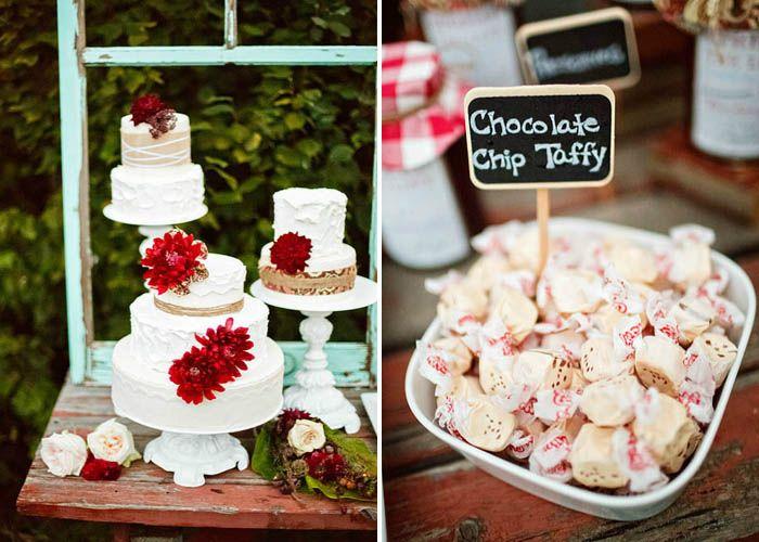 Beautiful cakes | chocolate chip taffy