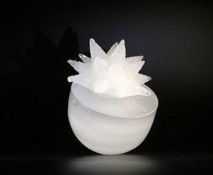 Crucible.  Julie Light Glass.