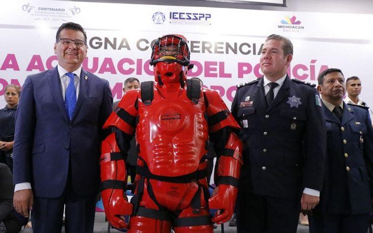 A través de Iniciativa Mérida INL de la Embajada de Estados Unidos en México, este martes se entregó equipamiento al IEESSPP para adiestramientopolicial con una inversión de 474 mil pesos ...
