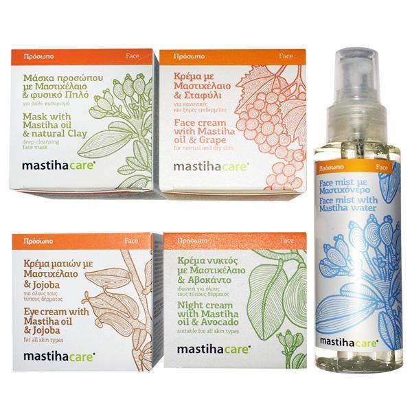 Mastihacare Natural Skin Therapy Gift Box