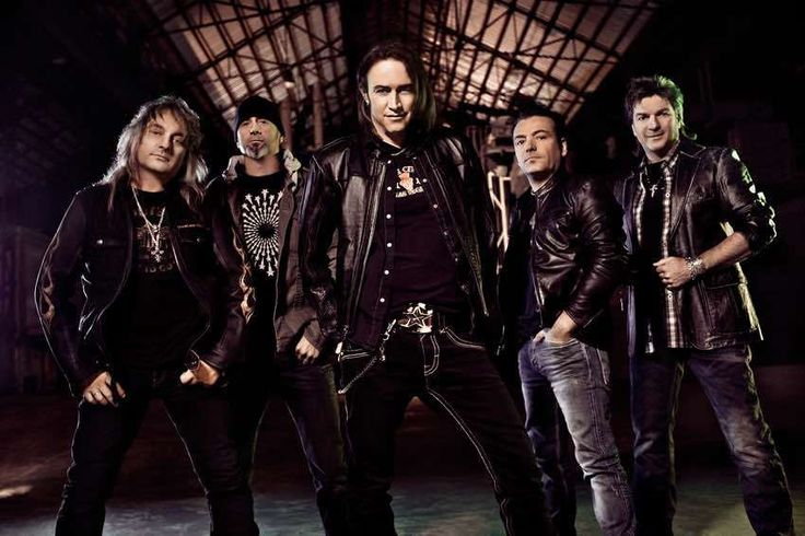 One of our favorites bands! Gotthard from Switzerland