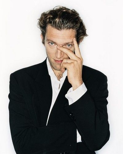 Vincent Cassel  one of the most fascinating men alive