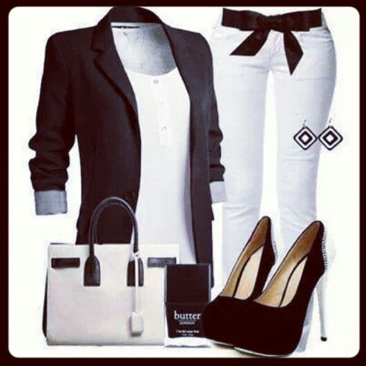 So me, love white, anytime of the year.