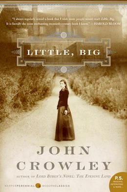 Little, Big by John Crowley is a brilliant, complex, perplexing paradox of a book. It's deeply serious and yet utterly evanescent: a sophisticated, moving adult novel about fairyland. I first came …