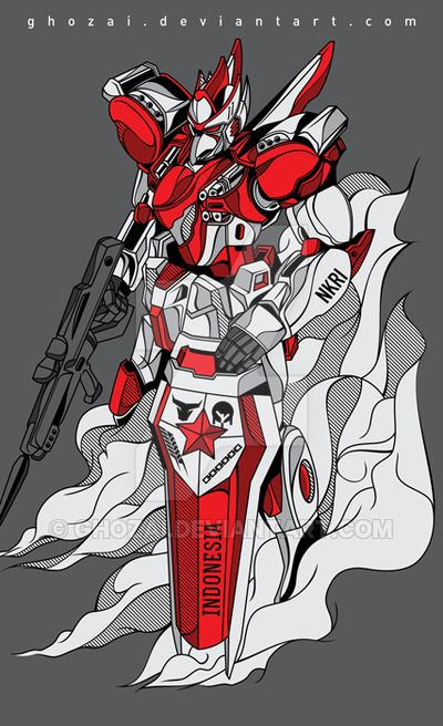 Gundam-nume by ghozai on DeviantArt