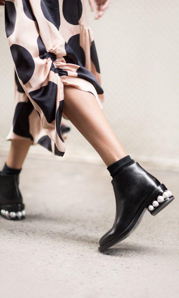 Nicholas Kirkwood Boots |Garance Doré Goods