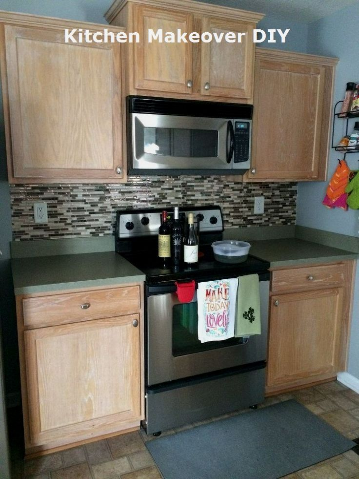 11 DIY Ideas for Kitchen Makeover 3 DIY  Craft ideas Pinterest
