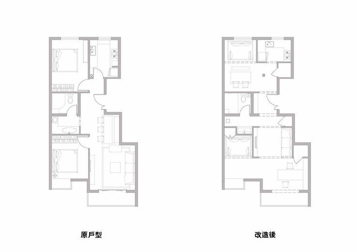 画廊 - 没有重心的家 / 李喆 - 19
