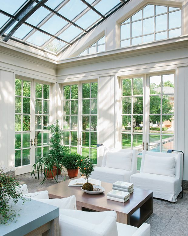 Lovely Colorado Sunroom and Window