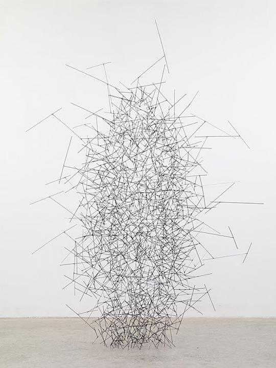 Antony Gormley, Quantum Void III, 2008 © Antony Gormley – Courtesy Galerie Thaddaeus Ropac