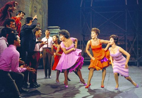 17 Best Images About Wss On Pinterest Songs Rita Moreno