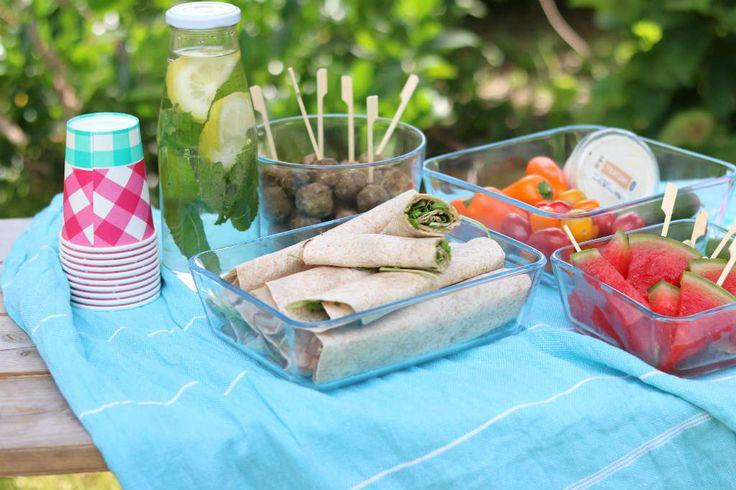 Ga je bijna op vakantie met de auto? Check dan nog even deze picknick recepten die je snel en makkelijk vooraf kunt klaarmaken!