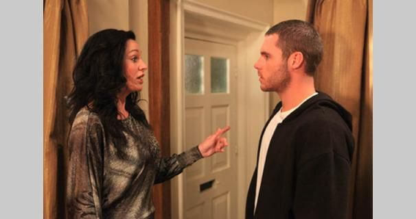 Chas Dingle (Lucy Pargeter) & Aaron Livesy (Danny Miller) (2009/2010)