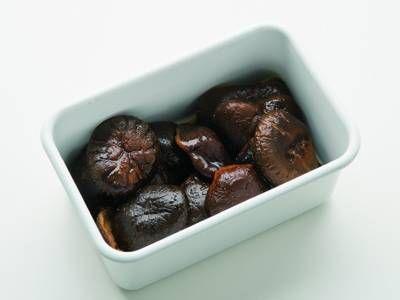 干ししいたけの含め煮レシピ 講師は栗原 はるみさん|使える料理レシピ集 みんなのきょうの料理 NHKエデュケーショナル