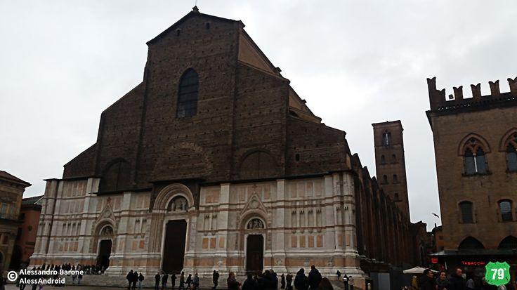 Basilica di San Petronio #Bologna #EmiliaRomagna #Italy #Italia #79thAvnue #EIlViaggioContinua #AlwaysOnTheRoad