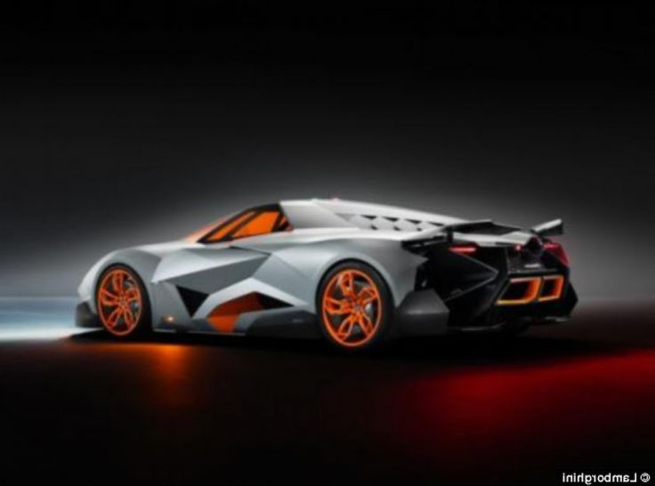 Lamborghini Egoista Concept Interior Hd Wallpaper