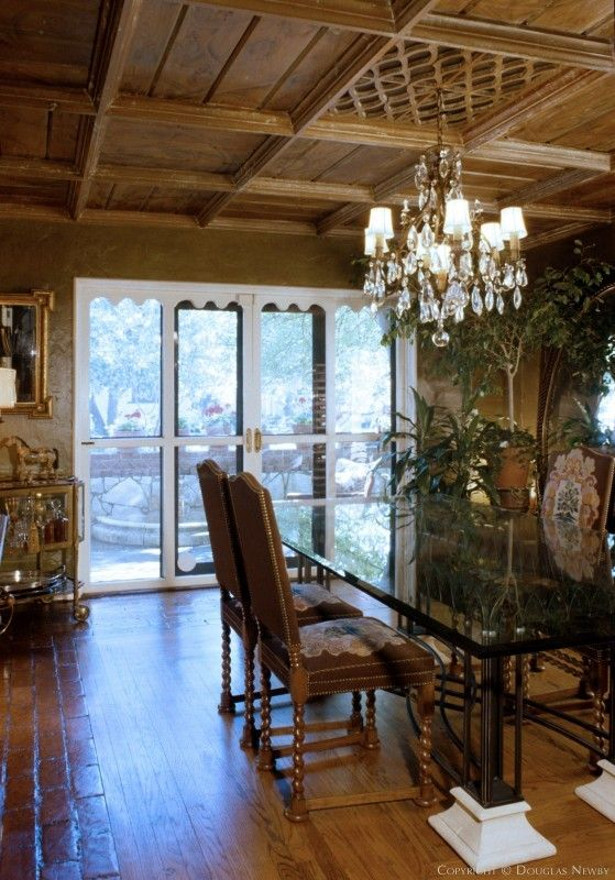 Architect Charles S Dilbeck Designed Architecturally Significant Real Estate In University Park Neighborhood