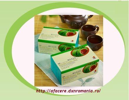 Cu consumul regulat al ceaiului Reishi Gano vă puteţi menţine sănătatea în forme maxime. http://afacere.dxnromania.ro/blog-2015-01-28-Ceaiul_DXN_Reishi_Gano
