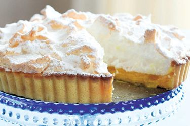 Lemon meringue pie – Recipes – Bite